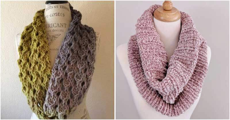18 Cowl Knitting Patterns To Keep You Warm And Cozy