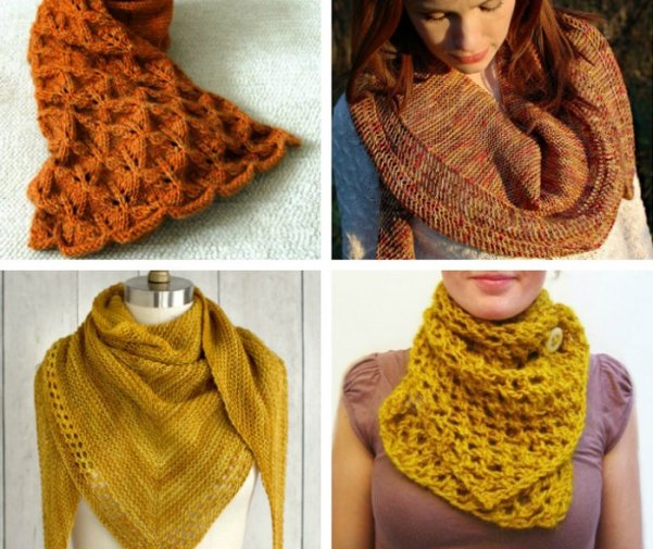 21 Cozy Scarf Knitting Patterns That Will Get You Ready For Fall